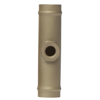 "5/8"" OD x 65mm Brass Hose Coupling"