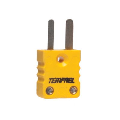 K Type Mini Plug 2.5mm 392F (204C)